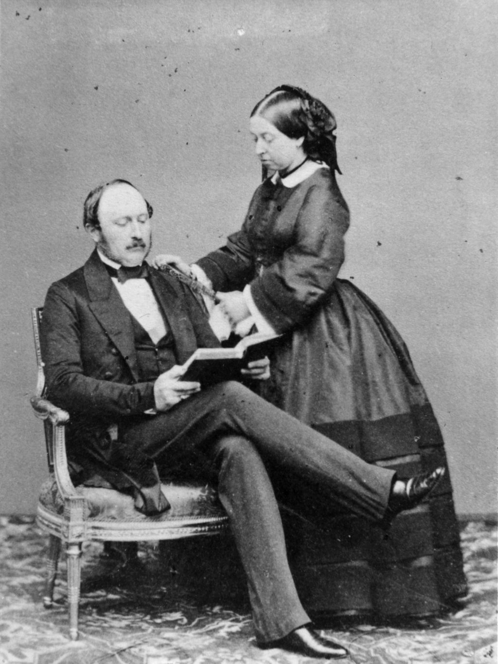 Queen Victoria described as 'selfish' and 'nagging wife' in Prince Albert's letters