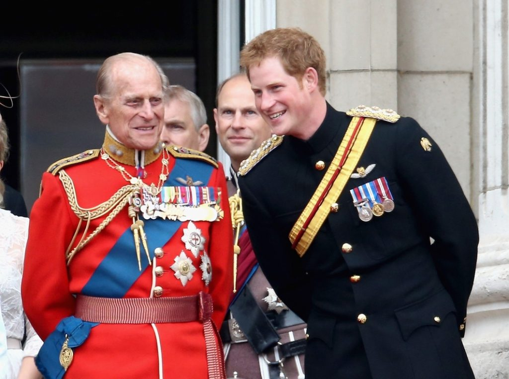Prince Harry looks 'confident' as he remembers Prince Philip as 'partner-in-crime'