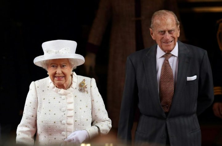 Royal fans in awe of Prince Philip's dashing good looks