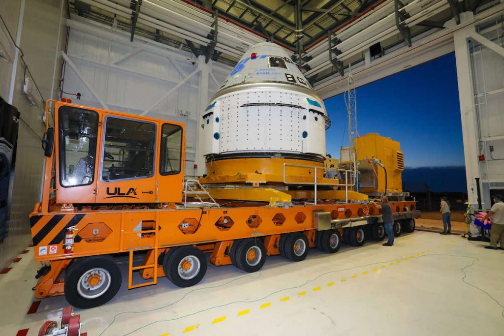 NASA official says Starliner demo mission not likely to launch until next year