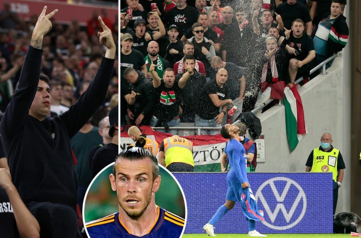 Gareth Bale says countries with racist fans should be kicked out by Uefa and 'they'll learn their lesson that way'