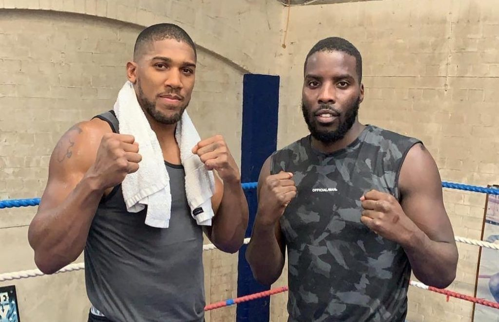 Lawrence Okolie plans to move to heavyweight but will NOT face mentor Anthony Joshua – 'You gotta put some stuff over money'