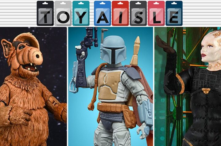 This Week's Toy News Features Visitors from Several Galaxies Far, Far Away