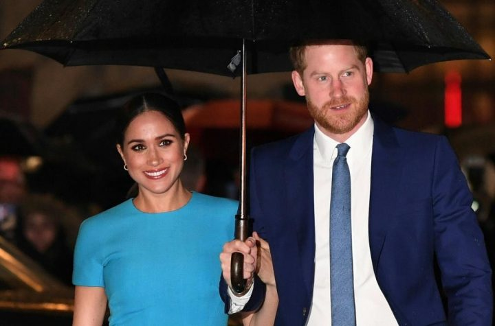 Prince Harry, Meghan Markle look 'anxious' with 'rigid' smiles on NYC visit