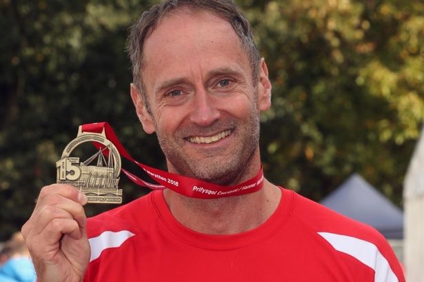 Marathon runner dies at 51 after slow run times prompted him to visit GP
