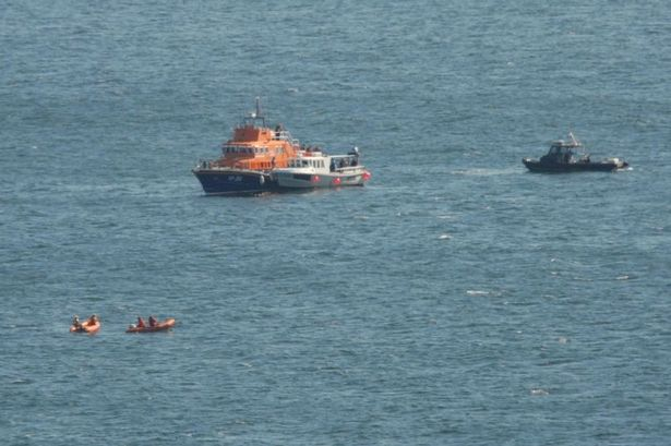 Divers feared dead after disappearing while exploring shipwreck off UK coast