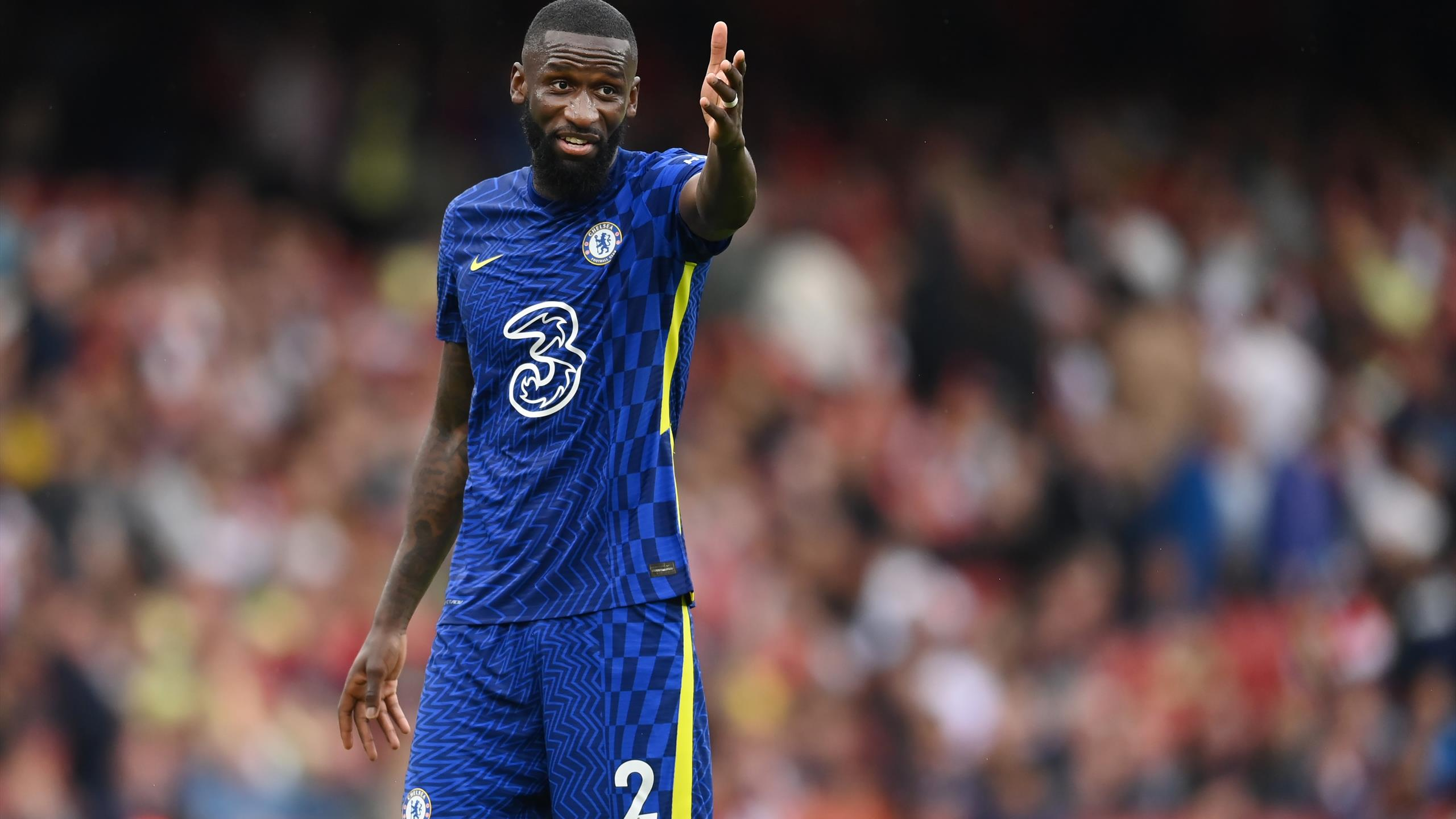 Rudiger could earn £400k a week with Bayern or Juventus move