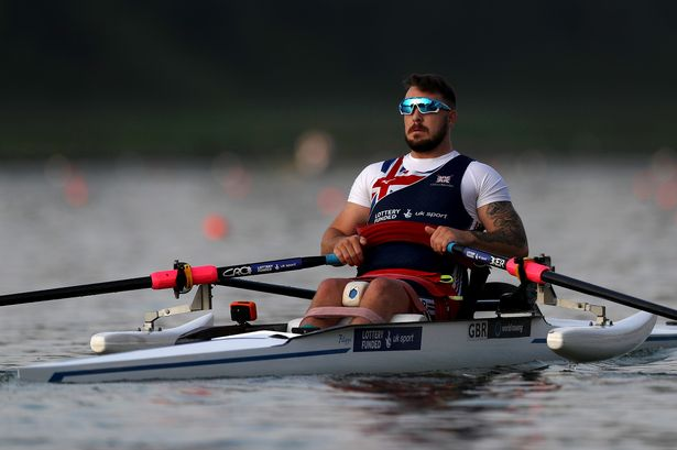 Swansea's Ben Pritchard reveals the reason he missed out on a Paralympic medal at Tokyo 2020