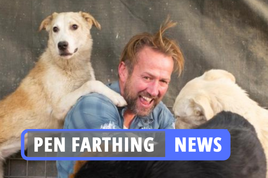 Pen Farthing latest news: Ex-marine admits he has 'mixed emotions' after landing in UK with pets after Kabul terror