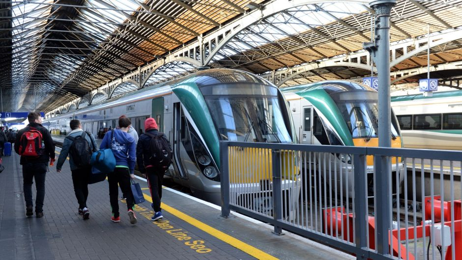 Public transport set to return to full capacity from Wednesday, Ryan says