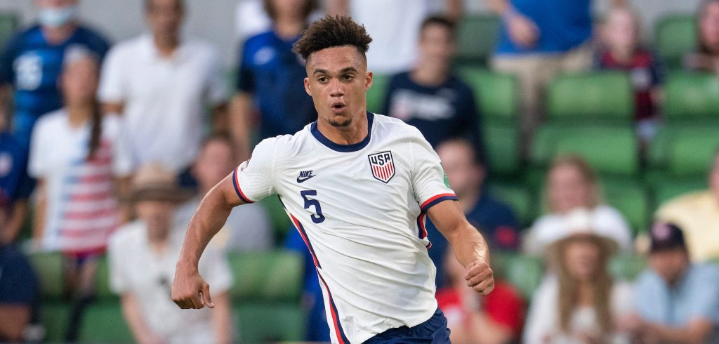 Clear improvements have Antonee Robinson looking like the USMNT answer at left back