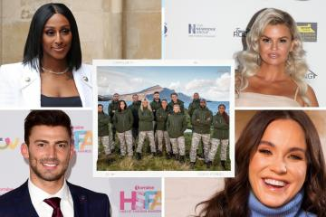 Channel 4's Celebrity SAS: Who Dares Wins – Everything we know so far