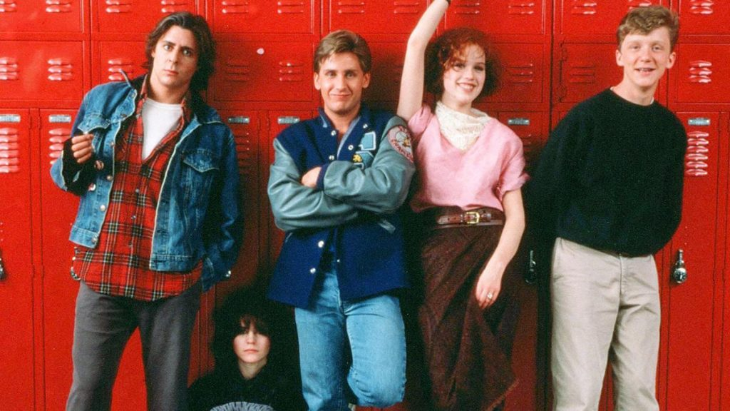 Anthony Michael Hall: John Hughes comedies were 'inappropriate to a degree' (exclusive)