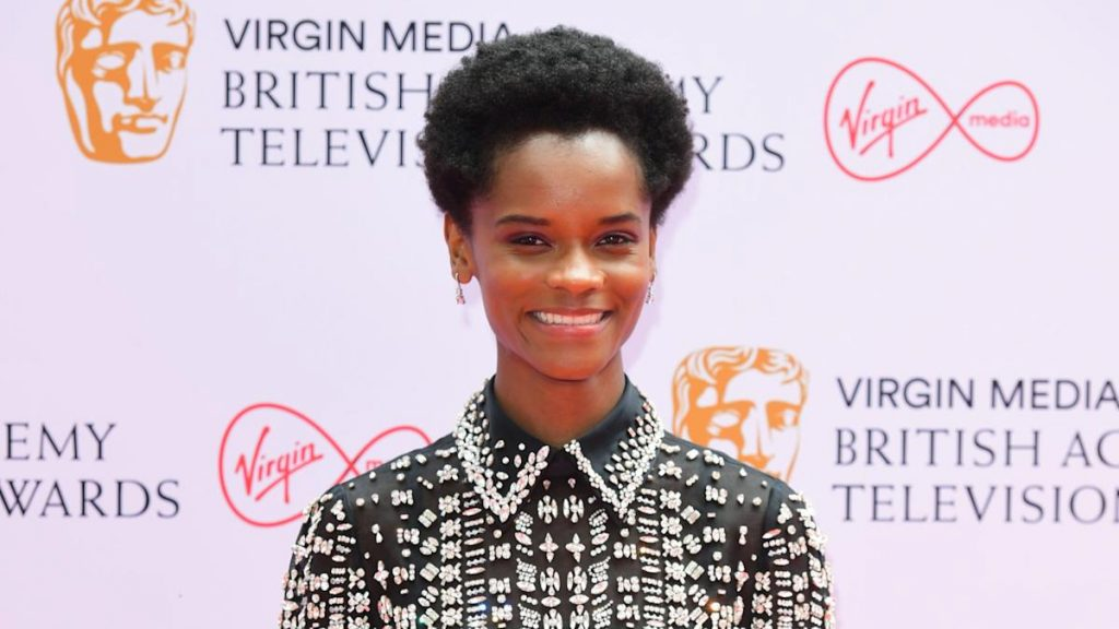 Letitia Wright denies report she shared anti-vax views on Black Panther 2 set