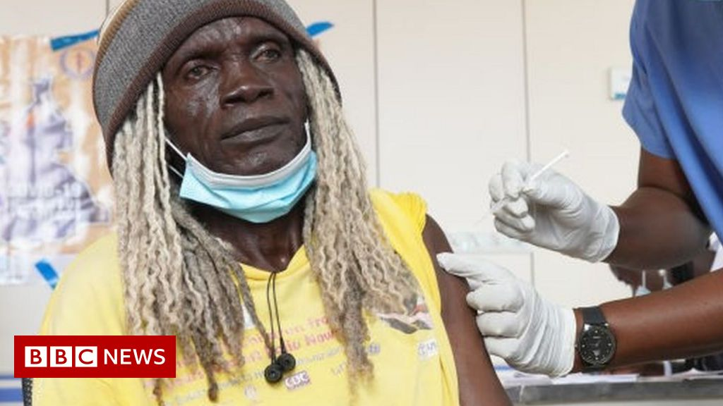 South Sudan: How to deliver Covid vaccines in a country with few roads