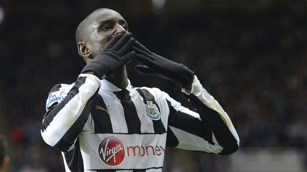 Demba Ba on Newcastle United takeover and when and where he was at his happiest…