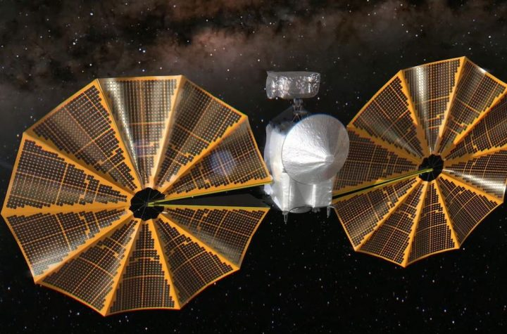 NASA officials optimistic Lucy asteroid mission will overcome solar array snag