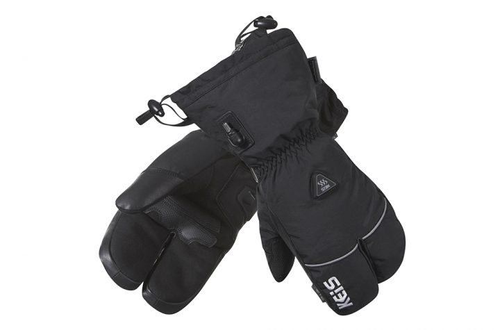 Thumbs-up for KEiS 3-Finger Heated Gloves