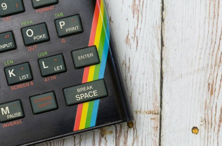 Analogue tones of a ZX Spectrum Load set to ride again via podcast project