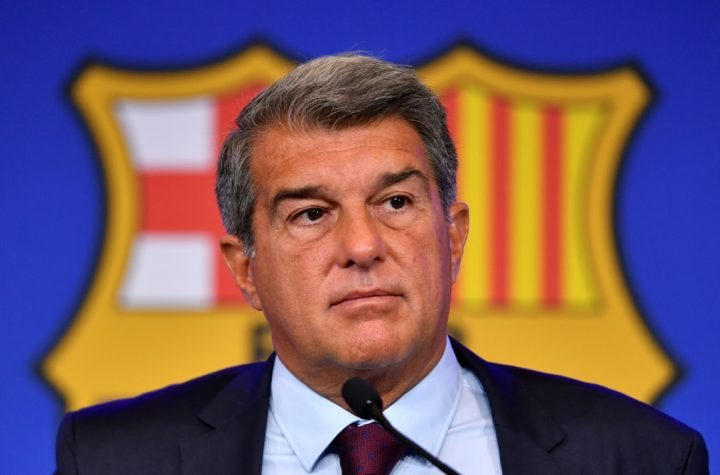 Barcelona's £45m priority target being scouted by European big guns