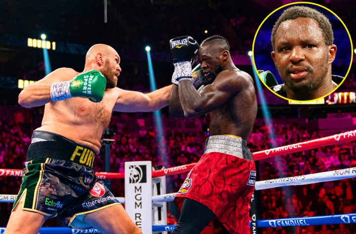 Dillian Whyte says Tyson Fury is 'slowing down' after Deontay Wilder trilogy as he confirms he intends to face 'Gypsy King' next following Otto Wallin cancellation