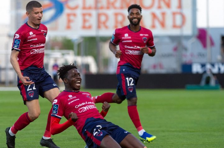 Bayo on target as Clermont suffer defeat against Simon's Nantes