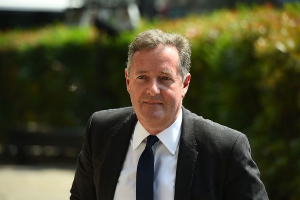 Piers Morgan shares Johnny Mercer's shock as Taliban seizes £85bn of US military equipment