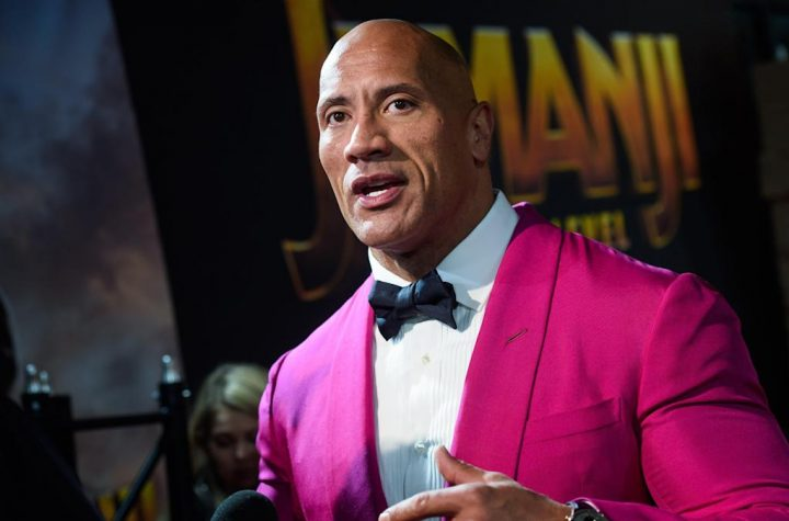 Dwayne Johnson leads stars paying tribute to cinematographer killed in shooting