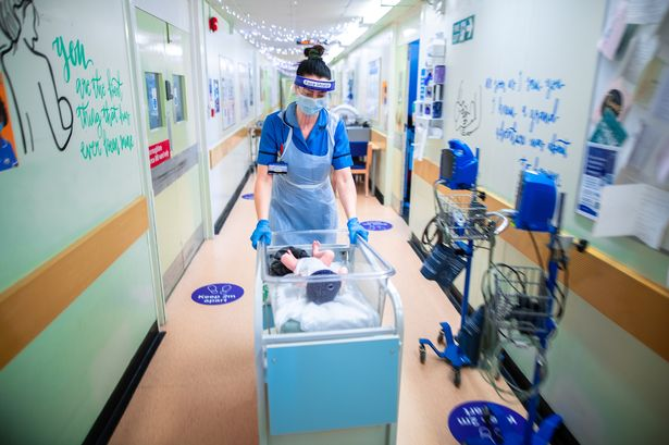 NHS maternity services may soon be 'unable to deliver care needed' to fix backlog