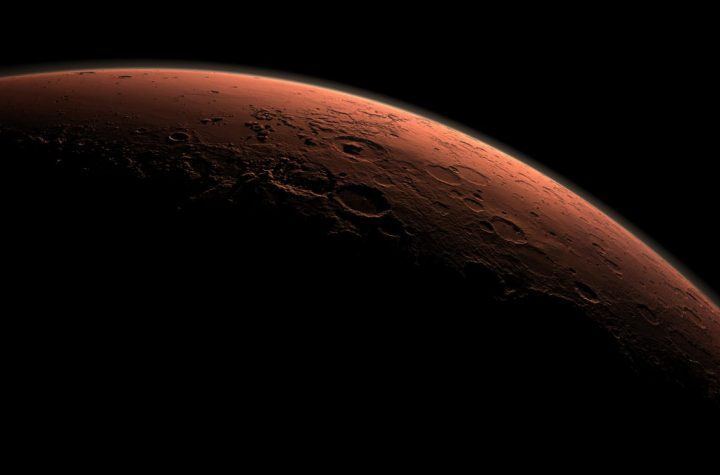Microbes Might Make It Easier to Produce Rocket Fuel on Mars