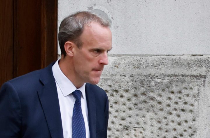 Crete hotelier puzzled by Raab's claim sea was 'closed' during Kabul crisis