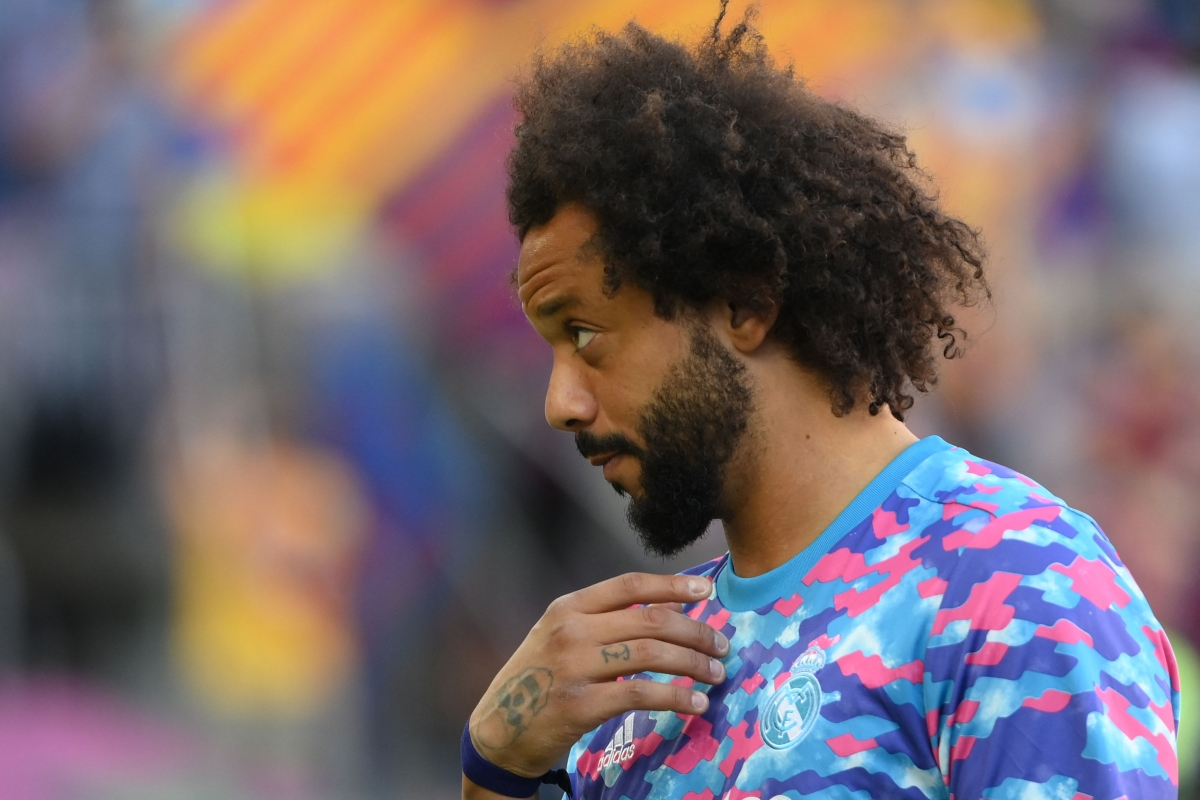 Marcelo's glittering Real Madrid career set to end as he 'wants to rejoin Fluminense next year'