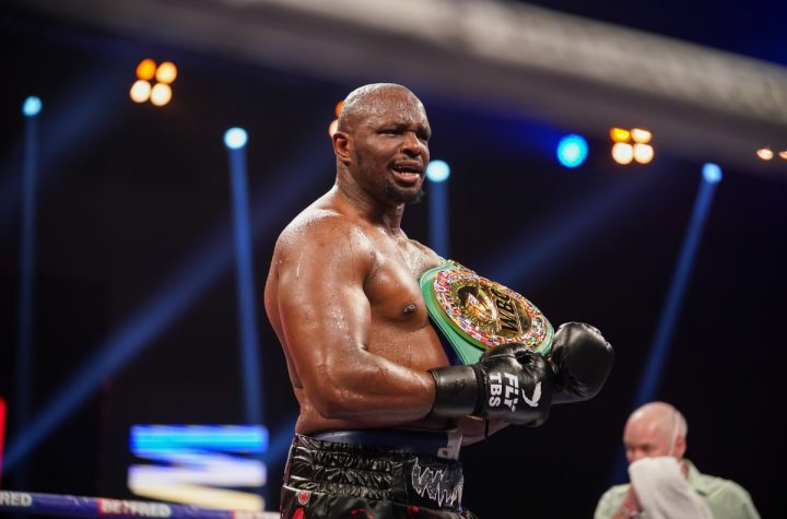 Why is Dillian Whyte not fighting this weekend? Bodysnatcher's bout with Otto Wallin OFF after shoulder injury but he wants to fight Tyson Fury next